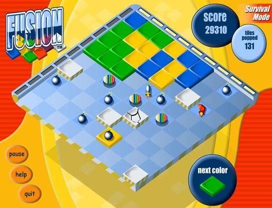 Fusion Game screenshot 3
