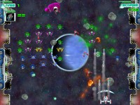 Galaxy Invaders Game screenshot 1