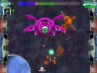 Galaxy Invaders Game screenshot 2