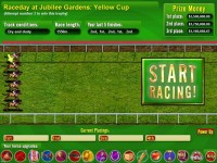 Gallop for Gold Game screenshot 2