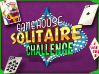 GameHouse Solitaire Challenge Game screenshot 1