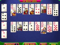 GameHouse Solitaire Challenge Game screenshot 3
