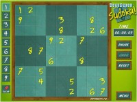 GameHouse Sudoku! Game screenshot 1