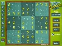 GameHouse Sudoku! Game screenshot 3