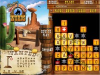 Gamehouse Word Collection Game screenshot 1
