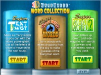 Gamehouse Word Collection Game screenshot 2