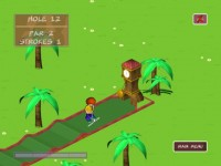 Garden Golf Game Download screenshot 2