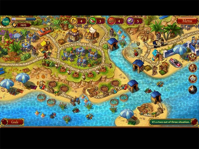 Gardens Inc. 3: A Bridal Pursuit Collector's Edition Game screenshot 3