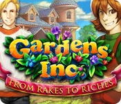 Free Gardens Inc.: From Rakes to Riches Game
