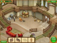 Gardenscapes: Mansion Makeover Collector's Edition Game screenshot 2