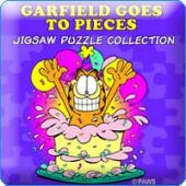 Free Garfield Goes to Pieces Game