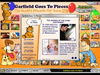 Garfield Goes to Pieces Game screenshot 3