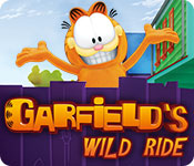 Free Garfield's Wild Ride Game