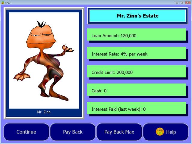 Gazillionaire 3 Game screenshot 1