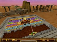 Gem Ball Game screenshot 1