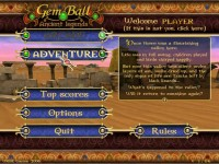 Gem Ball Game screenshot 2