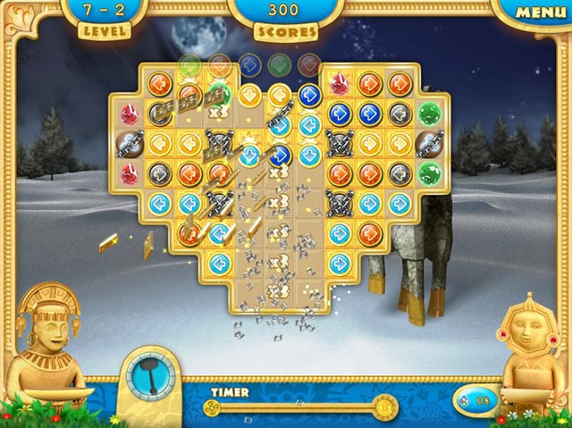Gems Quest Game screenshot 2