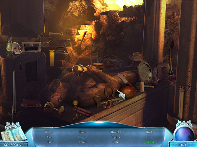 Ghost: Elisa Cameron Game screenshot 1
