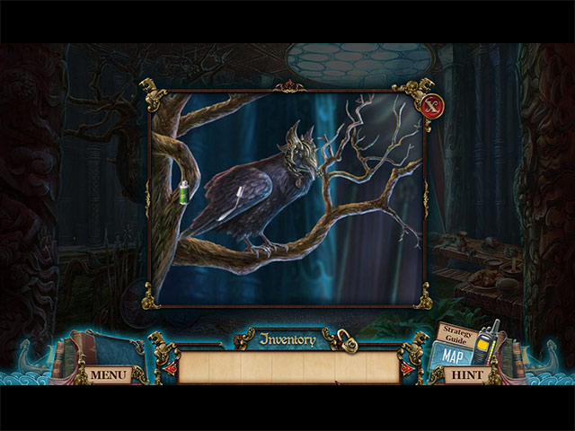 Ghosts of the Past: Bones of Meadows Town Collector's Edition Game screenshot 2