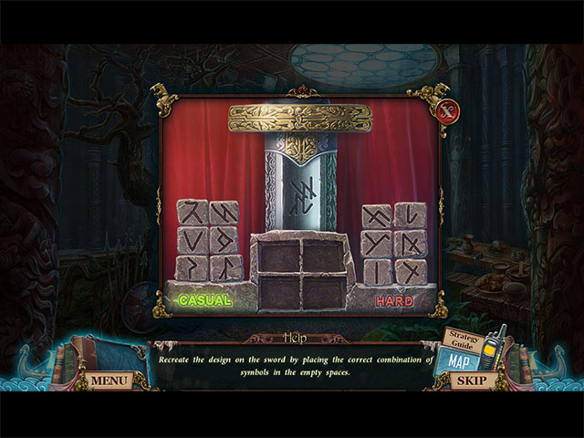 Ghosts of the Past: Bones of Meadows Town Collector's Edition Game screenshot 3