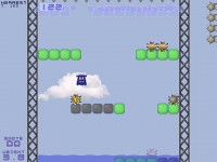 Gink in Trouble Game screenshot 1