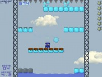 Gink in Trouble Game screenshot 2
