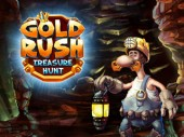 Free Gold Rush: Treasure Hunt Game