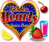 Free Golden Hearts Juice Bar Game