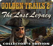 Free Golden Trails 2: The Lost Legacy Collector's Edition Game