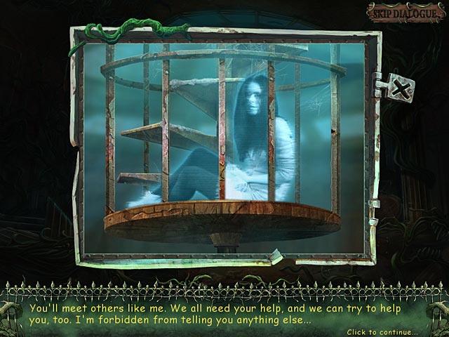 Gothic Fiction: Dark Saga Collector's Edition Game screenshot 2