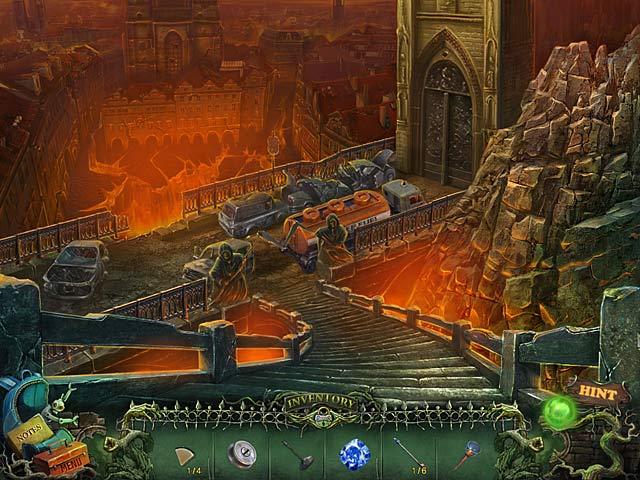 Gothic Fiction: Dark Saga Collector's Edition Game screenshot 3