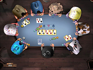 Governor of Poker Game screenshot 3