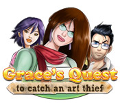 Free Grace's Quest: To Catch An Art Thief Game