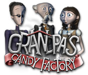 Free Grandpa's Candy Factory Game