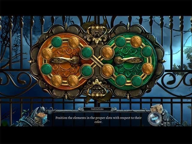 Graven: The Purple Moon Prophecy Game screenshot 3