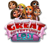 Free Great Adventures: Lost in Mountains Game