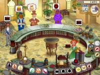 Great Chocolate Chase Game screenshot 2