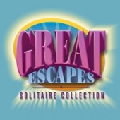 Free Great Escapes Solitaire Game