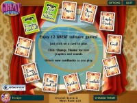 Great Escapes Solitaire Game screenshot 2