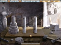 Great Secrets: Nostradamus Game screenshot 2