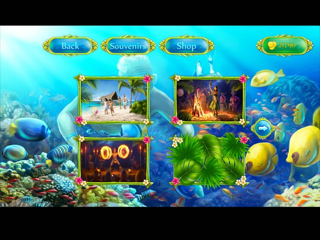 Griddlers: Tropical Delight Game screenshot 3