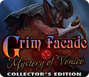 Free Grim Facade: Mystery of Venice Collector's Edition Game