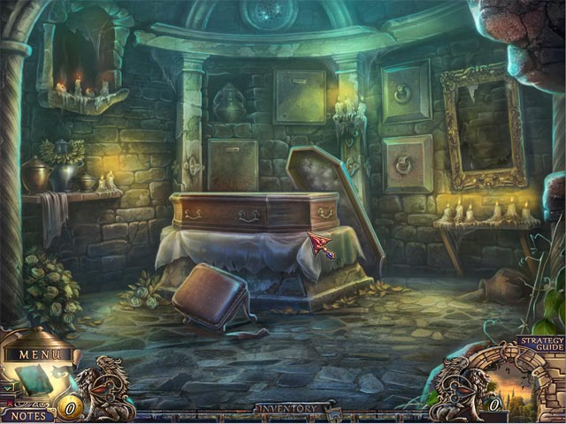 Grim Facade: Sinister Obsession Collector's Edition Game screenshot 1