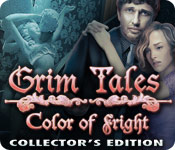 Free Grim Tales: Color of Fright Collector's Edition Game