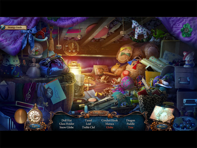Grim Tales: The Vengeance Collector's Edition Game screenshot 1