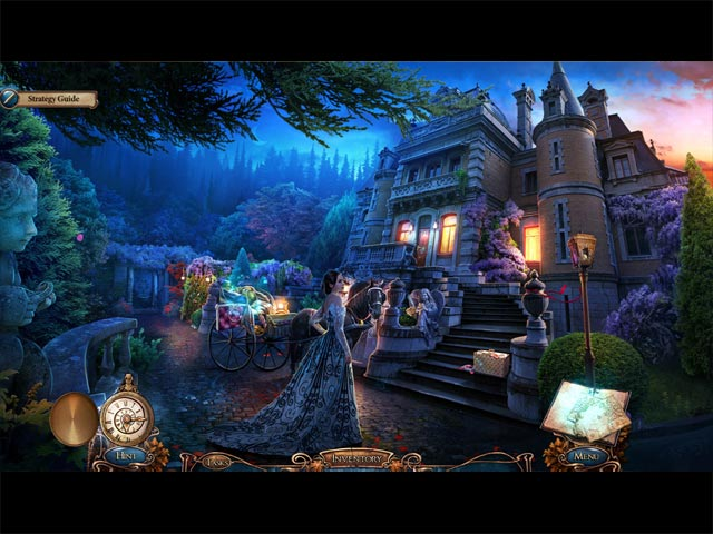 Grim Tales: The Vengeance Collector's Edition Game screenshot 2