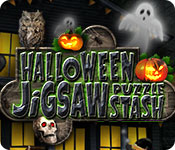 Free Halloween Jigsaw Puzzle Stash Game