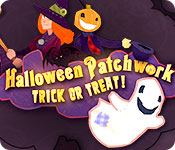 Free Halloween Patchworks: Trick or Treat! Game