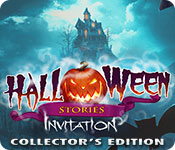 Free Halloween Stories: Invitation Collector's Edition Game