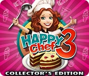 Free Happy Chef 3 Collector's Edition Game